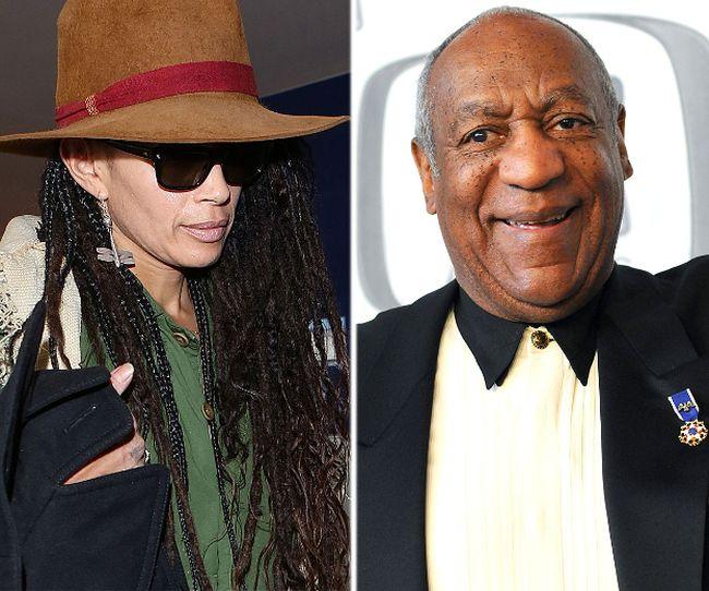 (L-R) Lisa Bonet and Bill Cosby. (WENN.COM file photos)