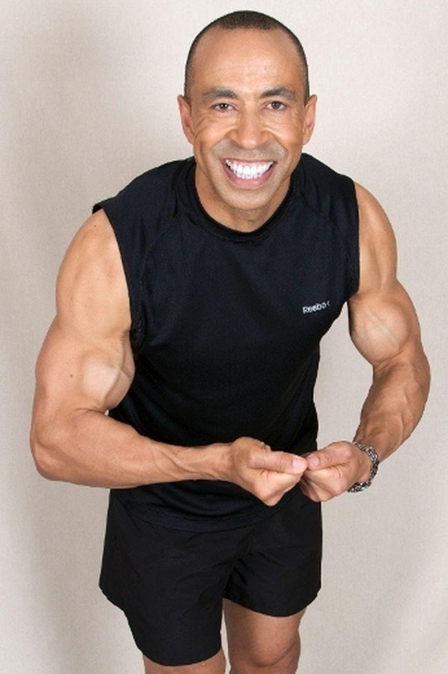 Canadian fitness guru Dr. Uche Odiatu. (Handout)