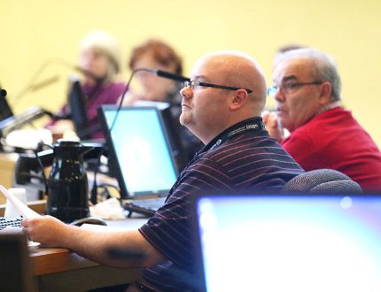 Gino Donato/The Sudbury Star Members of city council.