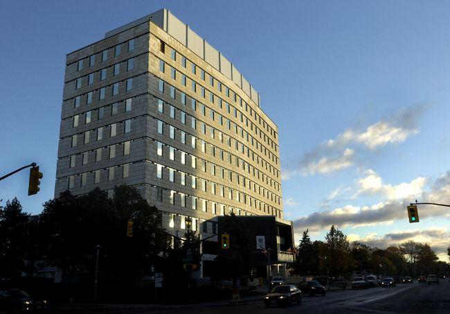 London city hall (Postmedia Network file photo).