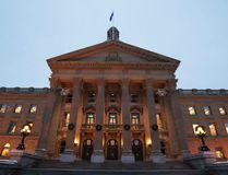 The Alberta Legislature Building in Edmonton, Alta. Ian Kucerak/Edmonton Sun