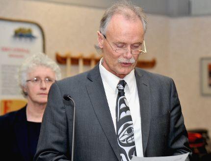 Upper Canada District School Board chairman Jeff McMillan.