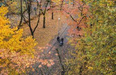 5. Gorky Park, Moscow. (REUTERS/Vasily Fedosenko)