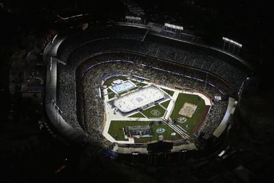 2. Dodger Stadium, Los Angeles. (Jeff Gross/Getty Images/AFP)