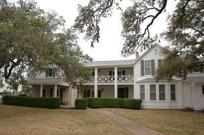 The ranch home of Lyndon B. Johnson near Fredericksburg, Texas. (Photo: Kate Schwass-Bueckert/QMI Agency)