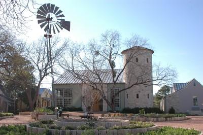 The spa at the Fredericksburg Herb Farm in Fredericksburg, Texas. (Photo: Kate Schwass-Bueckert/QMI Agency)