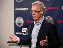 Edmonton Oilers general manager Craig MacTavish