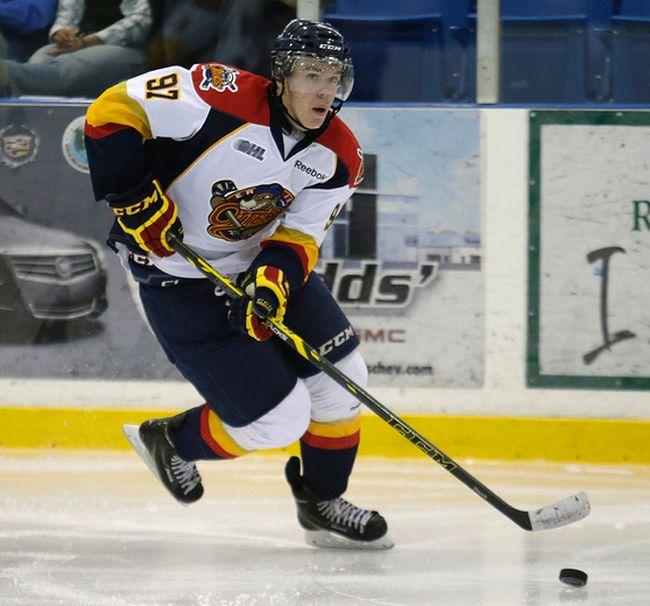 Connor McDavid of the Erie Otters.(CRAIG ROBERTSON/Toronto Sun files)