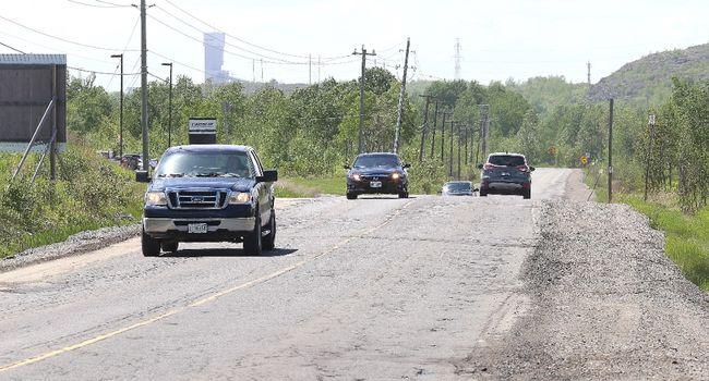 Sudbury's Maley Drive. (File photo)