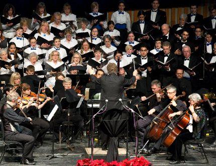 Orchestra London. (DEREK RUTTAN, The London Free Press)