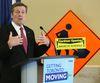 Mayor John Tory. (VERONICA HENRI/Toronto Sun)