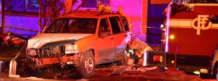 Calgary Crash Madigan Dr. Dec. 19
