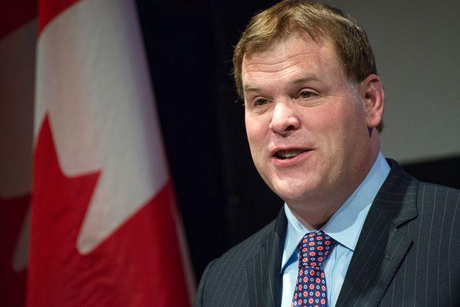 Foreign Affairs Minister John Baird. (Dani-Elle Dube/QMI Agency)