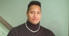 Dwayne Johnson as a Sunshine Boy.   KATE MACCONNELL/QMI AGENCY