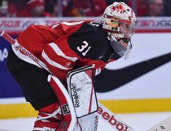 Canada's Zachary Fucale will start during Friday's quarterfinal vs. Denmark. (QMI Agency)