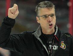 Ottawa Senators coach Dave Cameron. (Tony Caldwell/Ottawa Sun/QMI Agency)