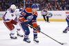 Edmonton centre Ryan Nugent-Hopkins skates against the  New York   Rangers at Rexall Place in Edmonton on Sunday, Dec. 14, 2014. Ian Kucerak/Edmonton Sun/ QMI Agency