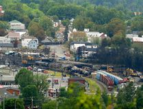 File photo of the Lac-Megantic train disaster. (STEVENS LEBLANC/QMI Agency)