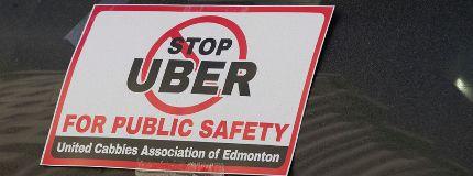 Report suggests Uber alternatives in Edmonton
