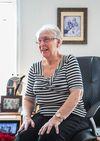 Brenda McDonald, 72, at her home in Mississauga. (ERNEST DOROSZUK, Toronto Sun)