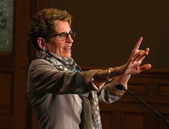 Ontario Premier Kathleen Wynne. (Michael Peake/QMI Agency)