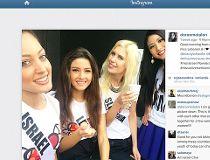 Miss Israel Instagram