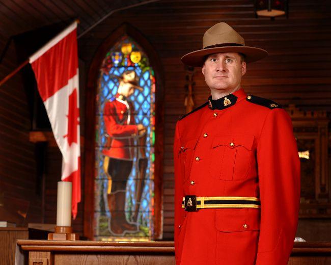RCMP Const. David Wynn. (Supplied Photo)