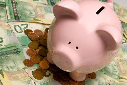 Canadian savings