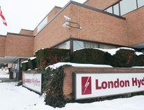 London Hydro. (QMI Agency file photo)