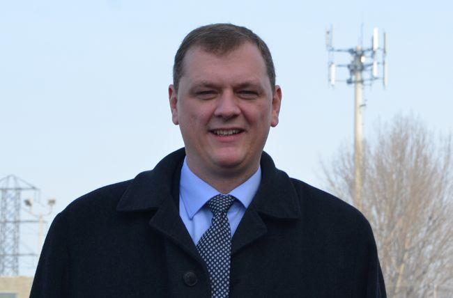 NDP MP Sylvain Chicoine. (MICHEL THIBAULT/QMI AGENCY)