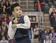 Toronto's Nam Nguyen. (JULIA MCKAY/QMI AGENCY)