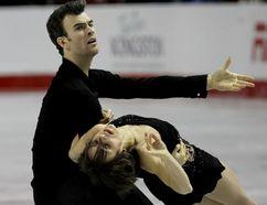 Canadian pairs team Eric Radford and Megan Duhamel. (Ian MacAlpine, QMI Agency)
