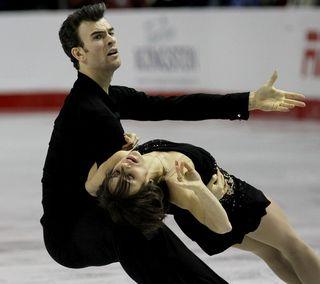 Megan Duhamel, Eric Radford capture pairs title at Canadian figure skating ... - Sault This Week