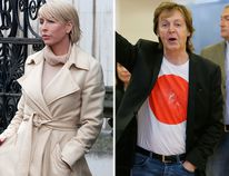 Heather Mills and Paul McCartney. (REUTERS file photos)