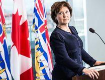 Premier Christy Clark (QMI Agency photo)