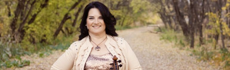 Patti Kusturok will play the Winter Folk Fest on Feb. 8. (Photo Courtesy of Patti Kusturok)