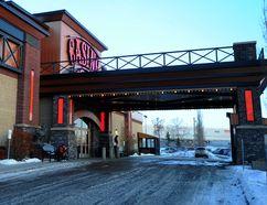 Casino Calgary on Meridian Rd. in NE Calgary, Alta.