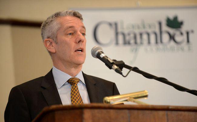 CRTC chairman Jean-Pierre Blais (MORRIS LAMONT, The London Free Press)