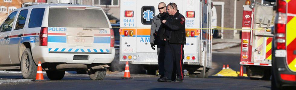 Auburn Bay homicide scene 2015