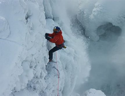 Niagara Falls climb
