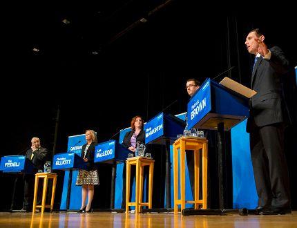 Ontario PC Leadership candidates