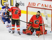 Oilers at Flames