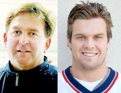 Phil Westman, left, and Mitch Vandergunst.