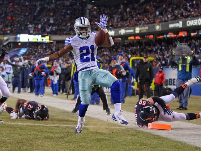 Cowboys running back Joseph Randle. (USA Today Sports)