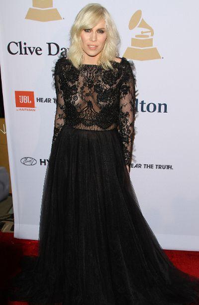Pre-GRAMMY Gala & Salute to Industry Icons with Clive Davis: Natasha Bedingfield. (Adriana M. Barraza/WENN.com)