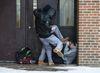 Photo illustration showing violence in schools. (Craig Robertson/Toronto Sun)