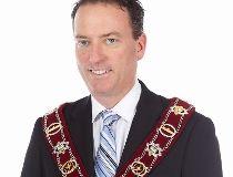 Medicine Hat Mayor Ted Clugston