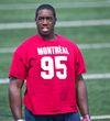 The RedBlacks hope to have defensive tackle Moton Hopkins back this season. (QMI Agency)