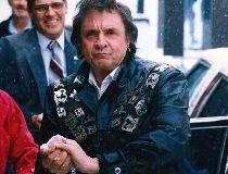 Johnny Cash, 1987  Calgary