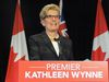 Premier Kathleen Wynne holds a media conference prior to the return of the Ontario legislature on Feb. 17, 2015. (Antonella Artuso/Toronto Sun))